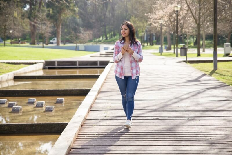 Benefits Of Walking For Health